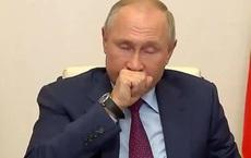 Hậu cách ly, TT Putin bị ho trong cuộc họp khiến cấp dưới lo lắng: Câu trả lời của ông chủ Điện Kremlin