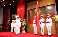 Công bố quyết định thành lập Trung đoàn Không quân Công an Nhân dân