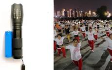 Giá chỉ 40 USD, thiết bị nhỏ như chiếc đèn pin này có thể làm 'câm lặng' mọi loại loa kéo