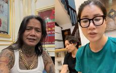 """Ông chú xăm trổ """"dằn mặt"""" Trang Trần vụ đến nhà Hồ Văn Cường: """"Con nít luôn được ưu tiên"""""""