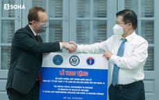 Mỹ viện trợ Việt Nam tủ lạnh bảo quản vaccine: Không chỉ là giúp đỡ bạn bè, mà còn có ý nghĩa khác