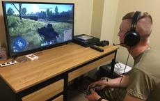 """Chơi game nhiều có hại - Quân đội Mỹ không nghĩ thế, lại còn cho binh sĩ chơi """"xả láng""""!"""