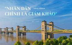 Nguyên Giám đốc Sở QHKT Hà Nội: Thi tuyển thiết kế cầu Trần Hưng Đạo gần 9.000 tỷ phải minh bạch, nghiêm túc - các phương án không được lạc lõng