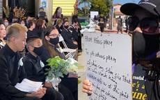 Khán giả đến tận đám tang Phi Nhung đòi tẩy chay Hồ Văn Cường gây tranh cãi