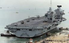 Anh lên kế hoạch tăng cường triển khai quân sự tại châu Á