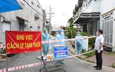 'Khẩn' tìm người liên quan F0 trốn về quê, lịch trình phức tạp, có đi qua Hà Nội. Phong tỏa 600 hộ dân vì ca nhiễm Covid-19 cộng đồng