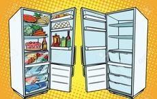"""Tủ lạnh """"đầy ụ"""" hay tủ lạnh """"trống không"""": Cái nào sẽ tốn điện hơn?"""