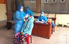 Chồng sốt được vợ đưa đi khám ở BV tỉnh, kết quả cả 2 cùng nhiễm SARS-CoV-2