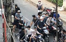 Cảnh sát kịp thời ngăn chặn 2 nhóm thanh niên hỗn chiến ở Sài Gòn