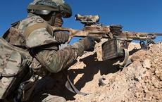 Binh sĩ Nga ra tối hậu thư cho quân đội Thổ Nhĩ Kỳ ở Bắc Syria