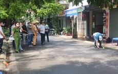 Nổ súng trước cửa quán cơm từ thiện, một người bị thương