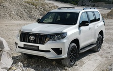 Đại lý ồ ạt nhận cọc Toyota Land Cruiser Prado 2021: Giá dự kiến hơn 2,5 tỷ đồng, có kèm 'lạc', giao ngay tháng sau