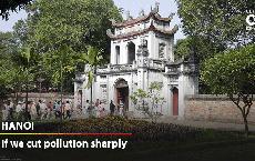 Khoa học dự báo Hà Nội và hàng chục thành phố khác sẽ 'sống chung với lũ' nếu Trái Đất nóng lên 3 độ C