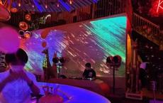 CLIP: Bất chấp lệnh cấm, một quán bar ở Đà Nẵng mở cửa hoạt động náo nhiệt