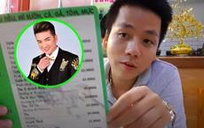 Xôn xao clip Khoa Pug review quán ăn của Đàm Vĩnh Hưng từ 3 năm trước, gây sốc nhất là câu chốt hạ 'đớn đau' này