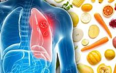 8 thực phẩm người bệnh ung thư phổi nên ăn thường xuyên