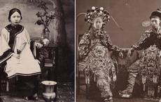 Ảnh siêu hiếm về Trung Quốc thế kỷ 19: Một Trung Quốc thật khác vào thời bình minh của nhiếp ảnh