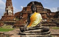 Tượng Phật bằng vàng lớn nhất thế giới 'bị lãng quên' suốt 200 năm: Bên ngoài bọc xi măng, bên trong là vàng ròng!
