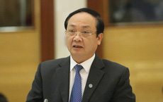Kỷ luật cảnh cáo nguyên Phó Chủ tịch Hà Nội Nguyễn Thế Hùng
