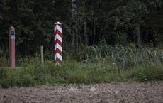 Ba Lan tăng gần gấp đôi binh sĩ ở biên giới với Belarus