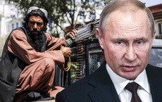 """Lạnh lùng như TT Putin: Taliban """"sống chết mặc bay"""", Nga đã định đoạt xong tất cả?"""