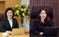 """2 nữ Chủ tịch ngân hàng trẻ nhất Việt Nam: Đều thuộc thế hệ 8x và tốt nghiệp NEU, từ sếp bất động sản sang ngồi """"ghế nóng"""" nhà băng"""
