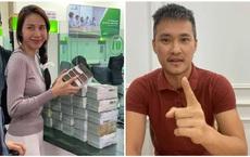 """Công Vinh quả quyết """"bỏ vợ luôn"""" nếu Thủy Tiên ăn chặn tiền từ thiện, nói về 180 triệu tiền """"quỹ đen"""""""