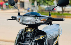 """Honda Dream 2022 về đại lý """"nét căng"""", sang hơn và tiết kiệm xăng hơn"""