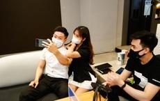 Không khí tấp nập trải nghiệm công nghệ đỉnh cao tại Samsung68 ngày mở cửa