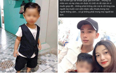 Gia đình bé 2 tuổi mất tích ở Bình Dương từ chối nhận quyên góp, người mẹ bày tỏ nỗi lòng
