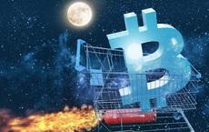 Tin tốt dồn dập, giá Bitcoin lập kỷ lục mới: Mốc cao nhất mọi thời đại, bỏ hơn 1,5 tỷ đồng mới mua được 1 BTC