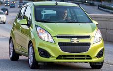 VinFast triệu hồi hơn 2.800 xe Chevrolet Spark