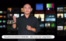 """Clip ông trùm Điền Quân nói tiếng Anh như gió, là MC """"thần tượng"""" một thời ở đài HTV"""