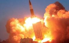 """Hàn Quốc cho rằng trình độ tên lửa đạn đạo từ tàu ngầm của Triều Tiên còn """"non nớt"""""""