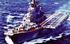 Moscow đã thất bại với các tàu sân bay lớp Kiev
