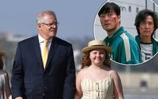 Thủ tướng Úc tuyên bố không cho con gái xem 'Trò chơi con mực'