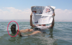Biển Chết là gì, ở đâu, tại sao và bí mật của cuộn giấy thiêng