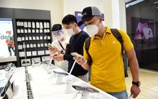 Khai trương chuỗi mới đúng ngày iPhone 13 về VN, Thế giới Di động tung khuyến mãi lớn khi mua sản phẩm của Apple