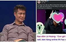Trang Trần đáp trả lời đạo diễn Lê Hoàng nói về học thức của người bán hàng online