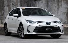 Toyota Corolla Altis sắp về, quyết đấu KIA K3 - Thiết kế đẹp, trang bị đỉnh như xe sang