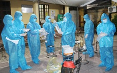 [NÓNG] Hà Nội: Trưởng công an huyện và nhiều cán bộ ở Quốc Oai dương tính SARS-CoV-2
