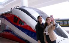 Hơn 400km đường sắt Lào - Trung Quốc: Làm nhanh nhất ở Đông Nam Á