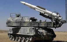 Syria triển khai bộ đôi Buk-M2 và Pantsir-S1 'khóa chặt' biên giới Thổ Nhĩ Kỳ