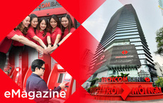 """Sự 'kỳ lạ"""" trong hành trình trở thành ngân hàng tư nhân số 1 Việt Nam của Techcombank"""