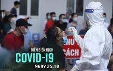 Cách ly vẫn sang hàng xóm chơi làm lây dịch Covid-19. Tất cả cán bộ toà án huyện ở Hà Nội đi cách ly
