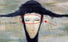 """Bức tranh """"ma ám"""" nổi tiếng nhất thế giới: Cả 3 người từng mua đều vội trả lại vì một chi tiết, kỳ lạ nhất là cách họa sĩ đã vẽ ra nó"""