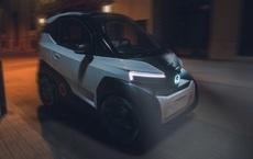 Cận cảnh chiếc ô tô điện siêu nhỏ gọn và tiện dụng, giá chỉ ngang ngửa Honda SH