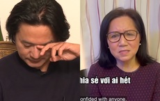 Từ Mỹ, diễn viên Trương Minh Cường bật khóc khi thấy mẹ sau 2 năm không gặp