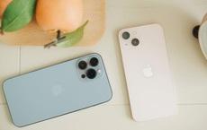 iPhone 13 xách tay giảm giá không phanh sau khi hàng chính hãng lên kệ