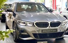 BMW 3-Series giảm giá kỷ lục 222 triệu đồng tại đại lý: Bản tiêu chuẩn chỉ hơn 1,6 tỷ đồng, quyết đấu Mercedes-Benz C-Class